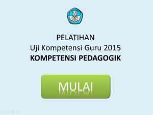 Kompetensi guru uji pdf soal